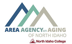Logo: Area Agency on Aging: Northern Idaho