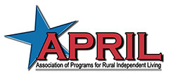 Logo: Association of Programs for Rural Independent Living