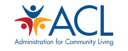 Logo: Administration for Community Living (ACL)