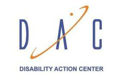 Logo: Disability Action Center (DAC)