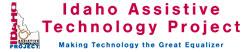 Logo: Idaho Assistive Technology Project