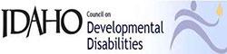 Logo: Idaho Council on Developmental Disabilities