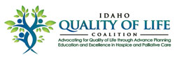Logo: Idaho Quality of Life Coalition