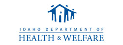 Logo: Idaho Department of Health and Welfare