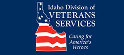 Logo: Idaho Division of Veterans Services