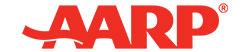 Logo: AARP